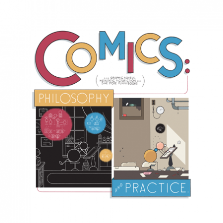 comics philosophy and practice