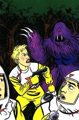 Girls' Comics 4 by Jessica Abel ©1998