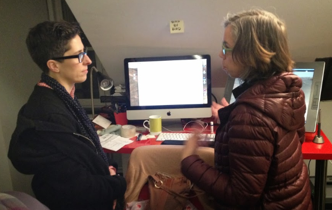 Alison and I have a lot in common when if comes to our love of writing tech.  Using Scrivener to Script Comics