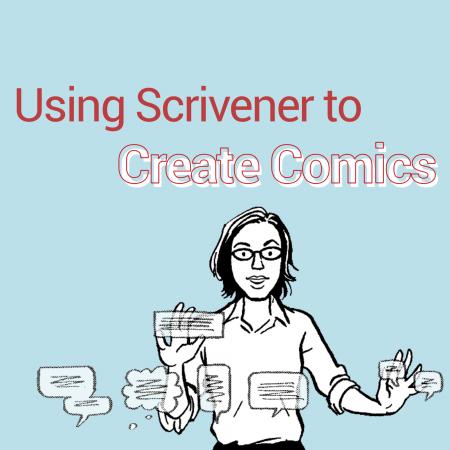 scrivener comics