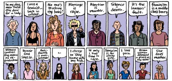 feminism thumb