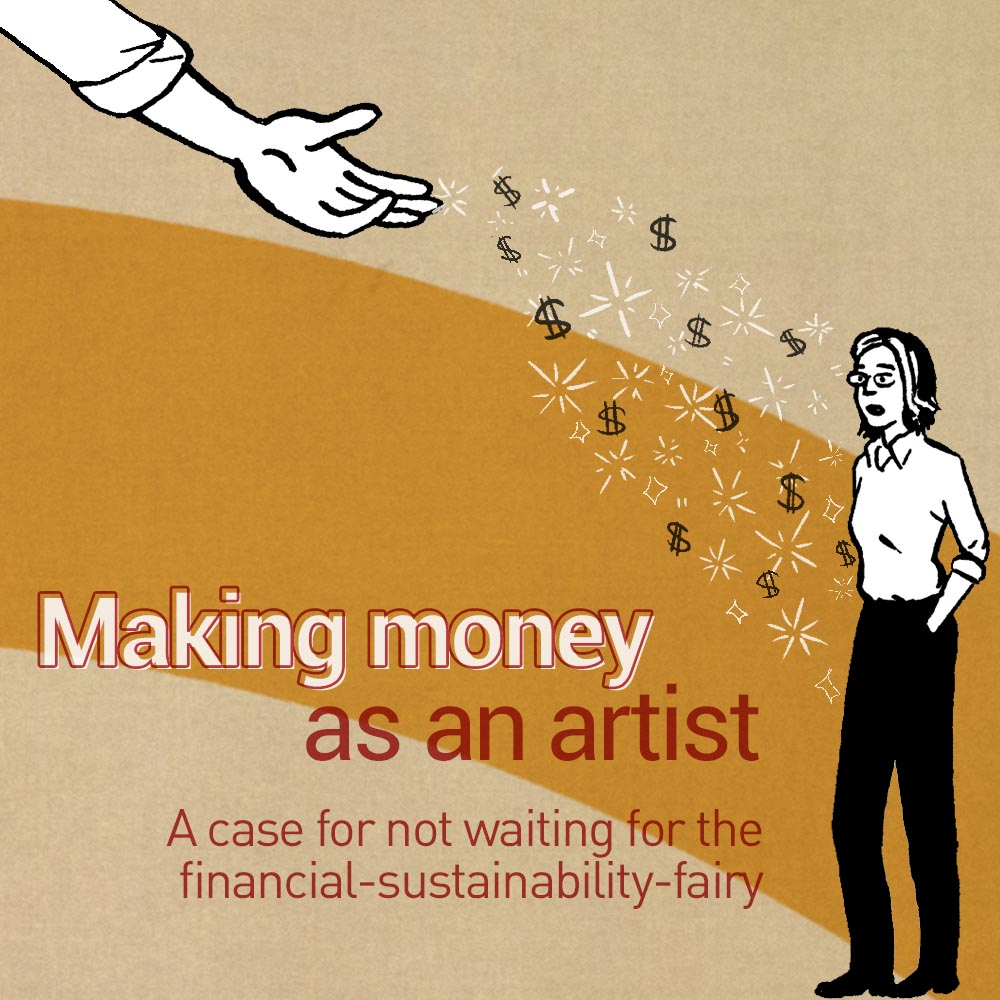 making money as an artist