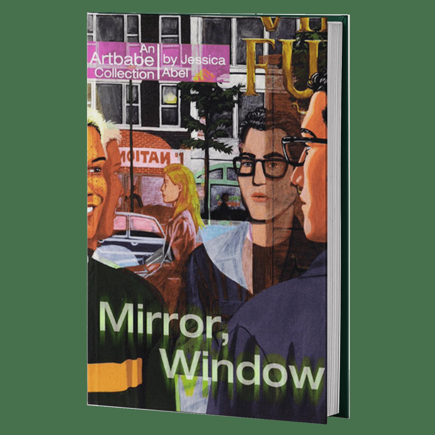 mirror window