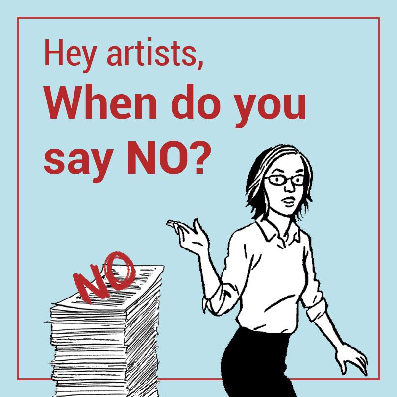 when do you say no iG