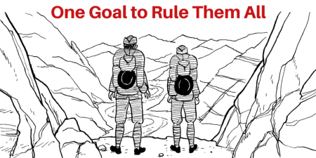 One Goal to Rule Them All - make better comics