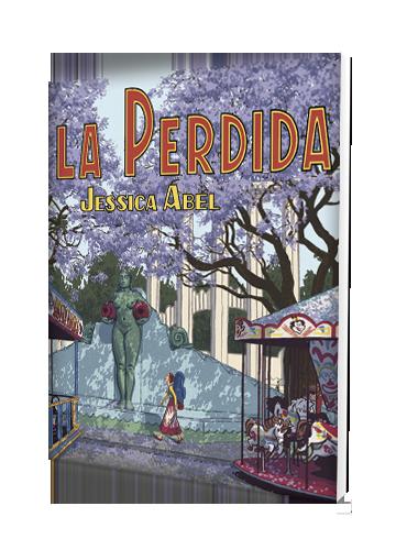 La Perdida book cover