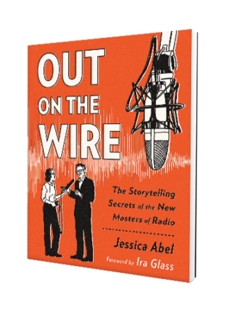 Out on the Wire book cover - make better comics - secrets of storytelling
