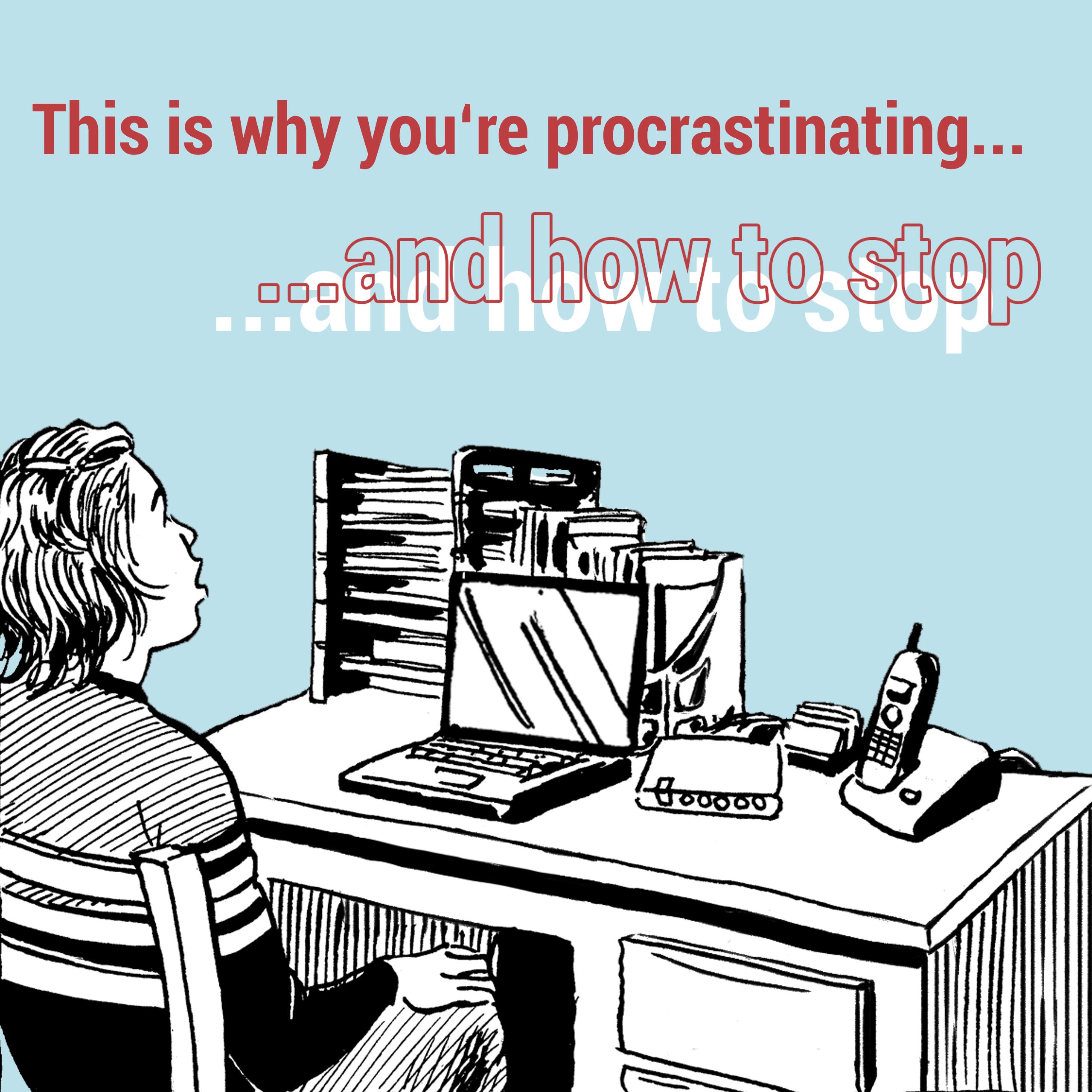 why-you-procrastinate-instagram