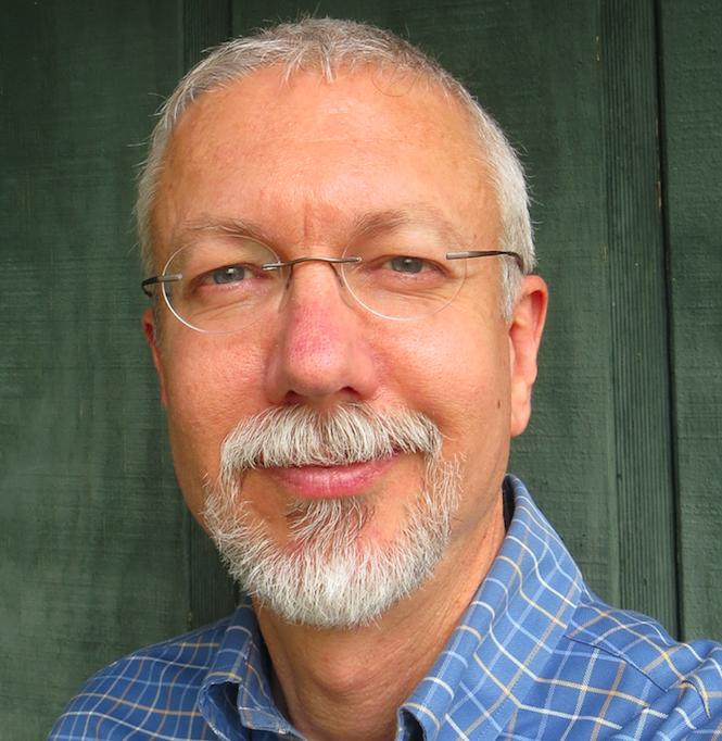 John Lauer, designer and sculptor, alum of the Creative Focus Workshop