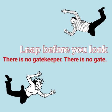 no gatekeeper