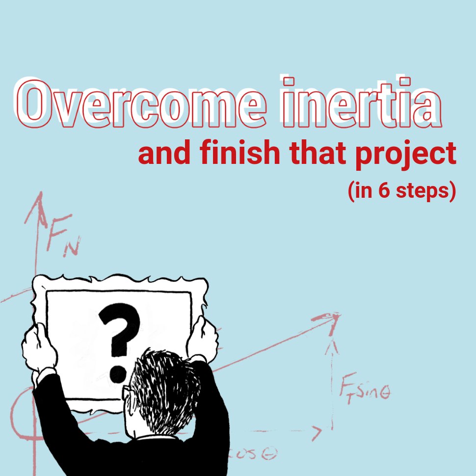 how-to-finish-major-project
