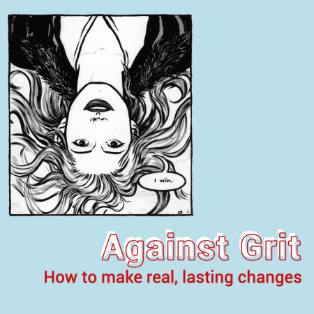 against grit
