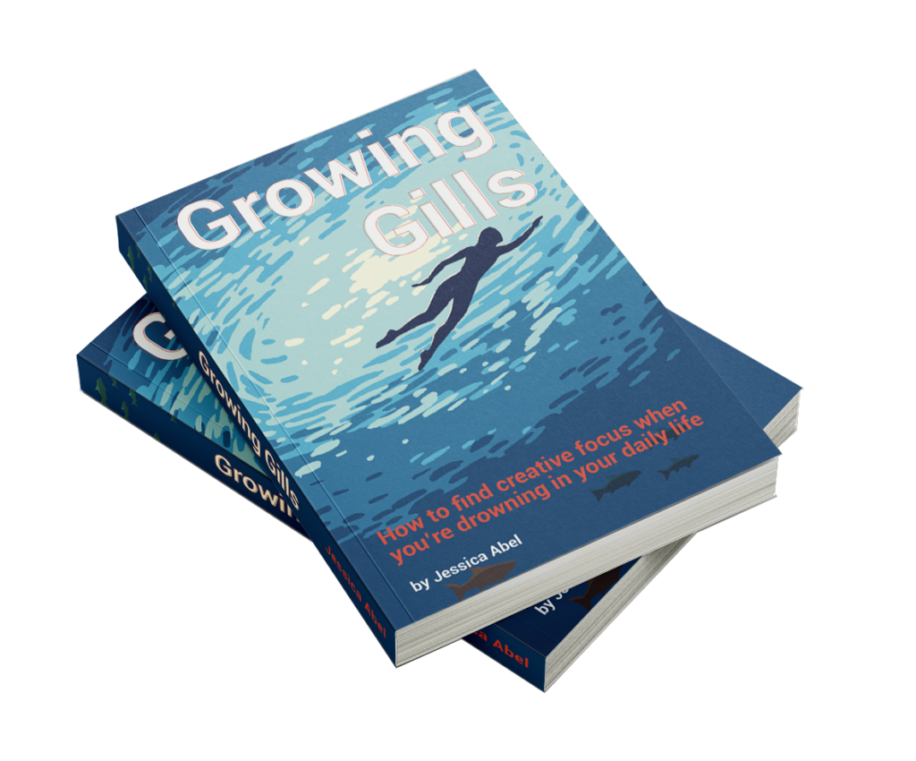 Growing Gills softcover