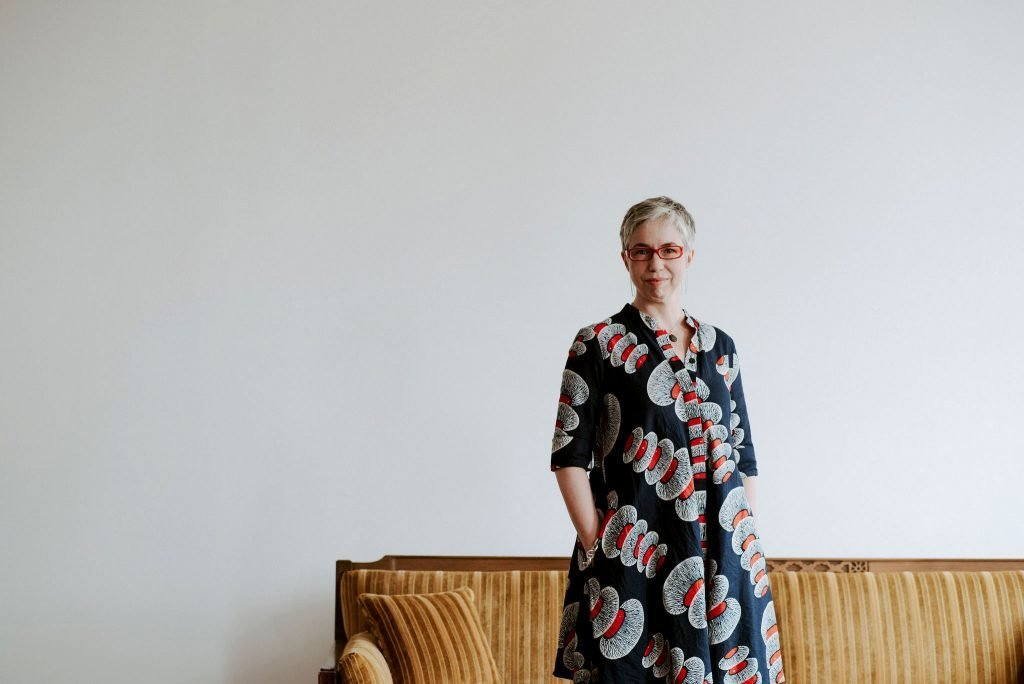Jessica Abel by Maria Teicher